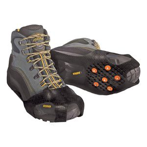 Traction Aids Slip Easily Over Hiking Boots