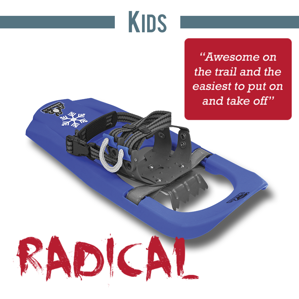 2014 Snowshoes & Accessories for Kids