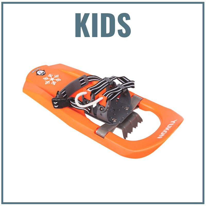 Snowshoes & Accessories for Kids
